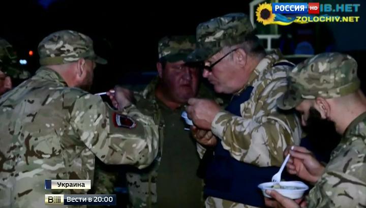 """""""Правый сектор"""" раскалывает Украину: гражданская война вышла за пределы юго-востока"""