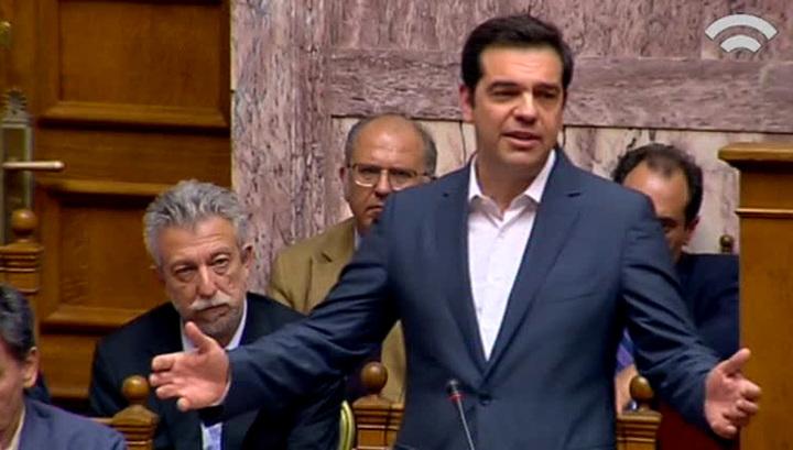 Греция рассчитывает договориться с МВФ о новом займе в течение месяца