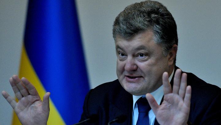 Журналист NYT: Порошенко - президент менее чем на треть