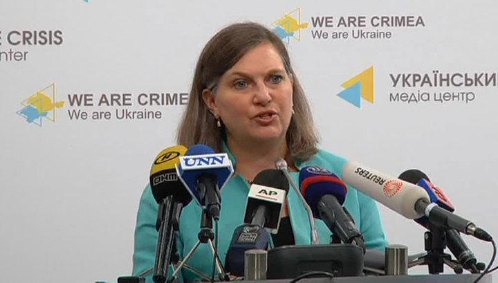 """Нуланд всё: Украина потеряла """"руку"""" в Госдепартаменте США"""
