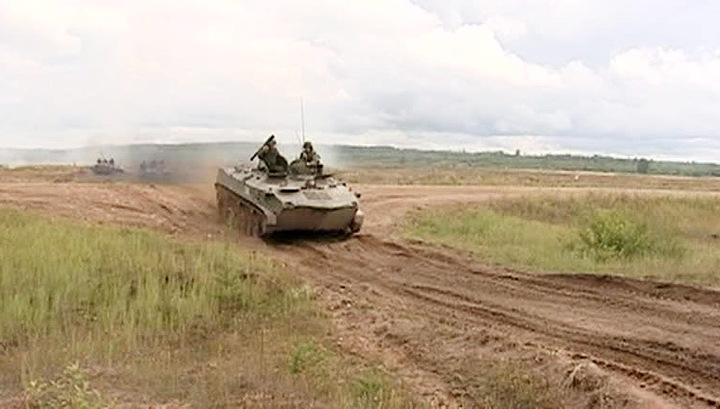 Псковские и тульские десантники отработали слаженность