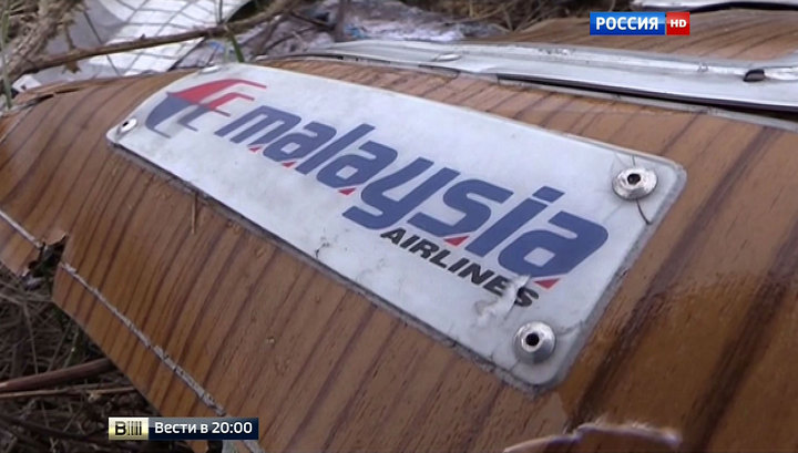 Год после крушения малайзийского Boeing: следствие не интересуют свидетели