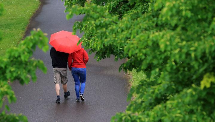 Тепло и дожди: в выходные погода вернется в норму