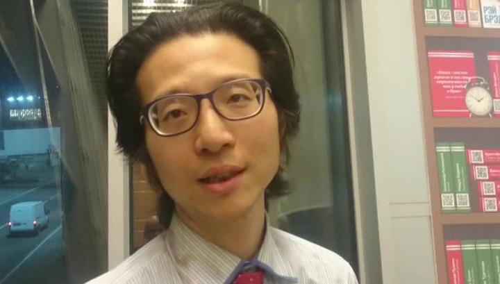 Аэропорт Шереметьево стал убежищем для японского журналиста-вольнодумца