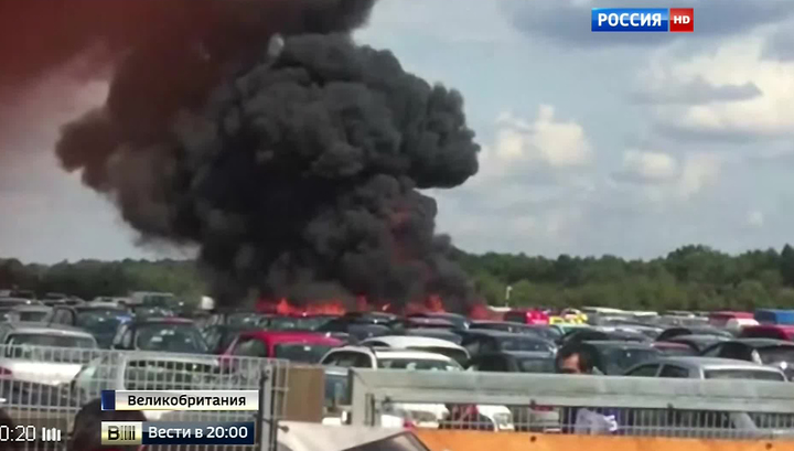 При крушении самолета в Британии погибли четыре человека
