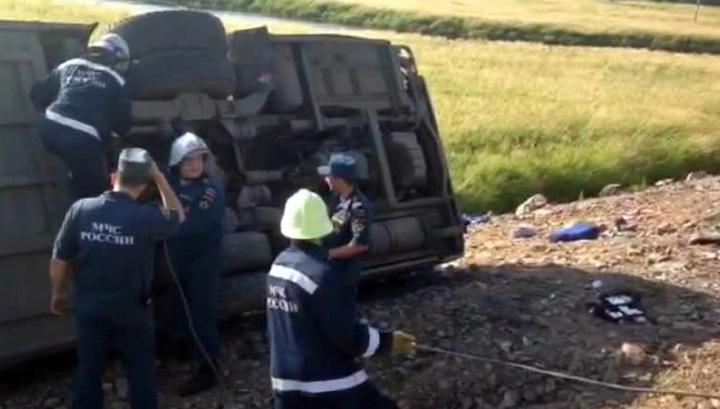 Путин поручил помочь семьям жертв ДТП под Хабаровском и обезопасить дороги