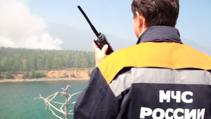 Площадь лесных пожаров в Сибири продолжает расти