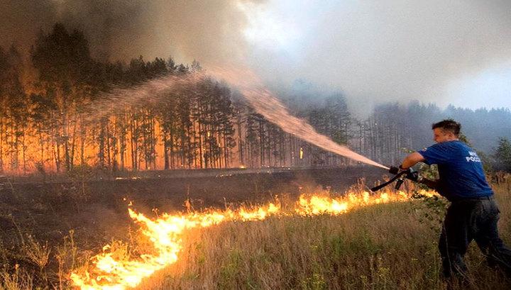 Зарево пожаров над Байкалом: дышать станет проще после ливней