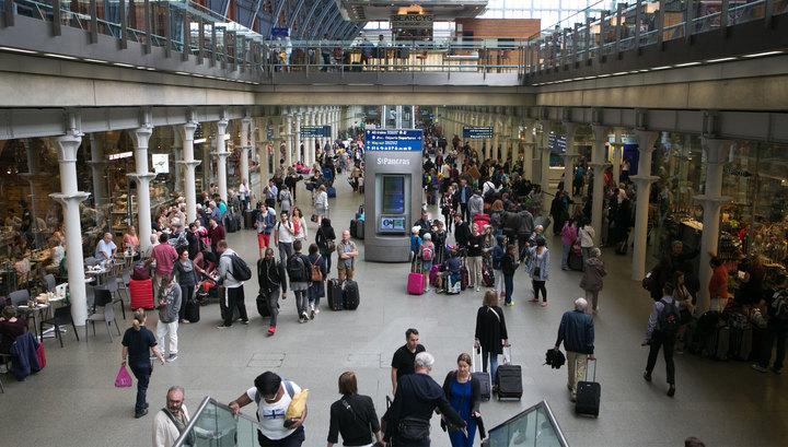 На вокзале в Лондоне украли чемодан с драгоценностями на 35 миллионов