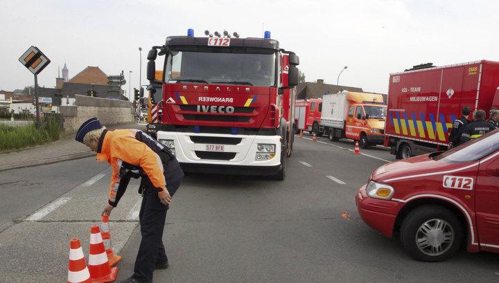 На заводе в Бельгии произошел взрыв