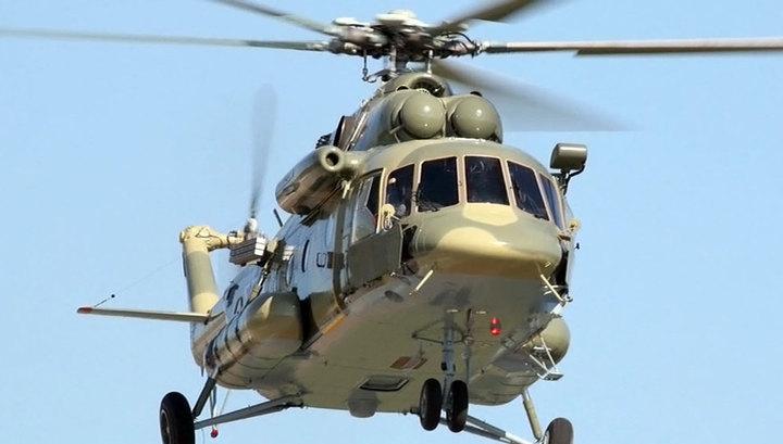 В Колумбии рухнул военный вертолет, 10 человек погибли