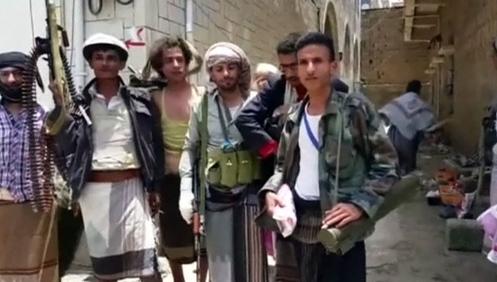 Правительственные войска Йемена освободили от мятежников пять провинций
