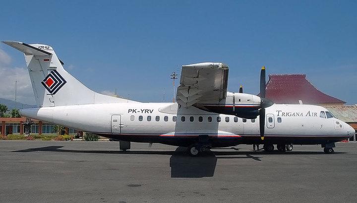 Крушение самолета в Индонезии: погибли более 50 человек