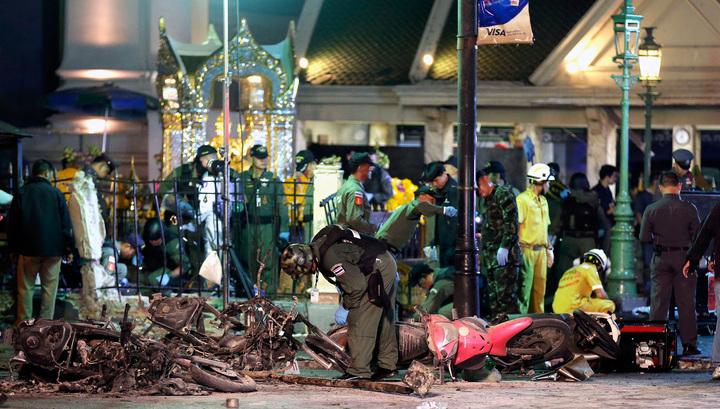 Таиланд просит помощи у Интерпола в розыске исполнителя теракта в Бангкоке