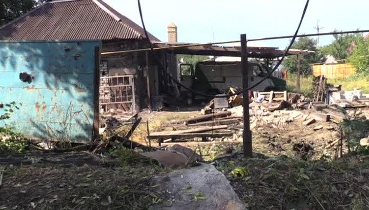 Украина готовится к новым боевым действиям: из-за обстрелов жителей Донецка решено переселять