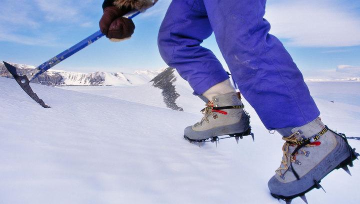 Питерские альпинисты сорвались в ущелье Укю