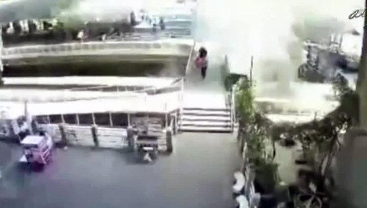 В Бангкоке произошел еще один взрыв