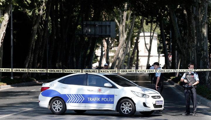 Перестрелка россиян и грузин на почте в Стамбуле: один погибший, несколько раненых