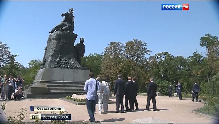 Путин поставил задачи Крыму: очистить власть от коррупции и исключить розыгрыш националистической карты