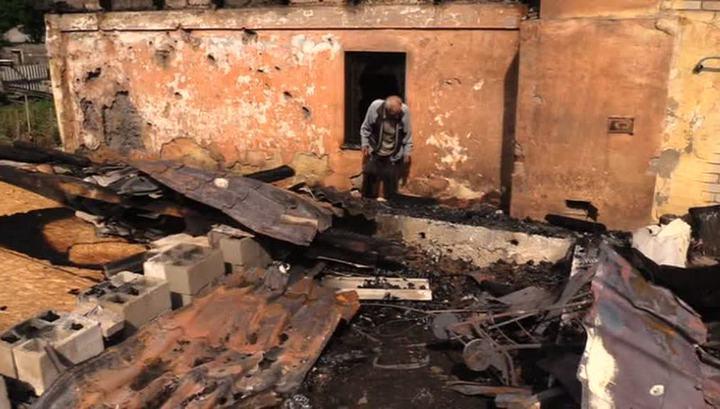 Группа украинских диверсантов попыталась прорваться в ЛНР