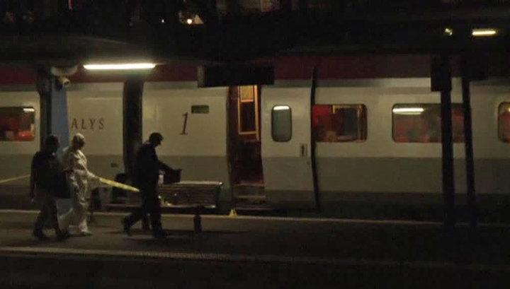 """После неудавшегося теракта безопасность в поездах """"Талис"""" усилят"""