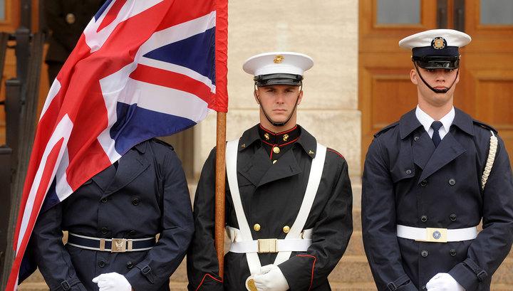 В британской армии - массовые проблемы с лишним весом