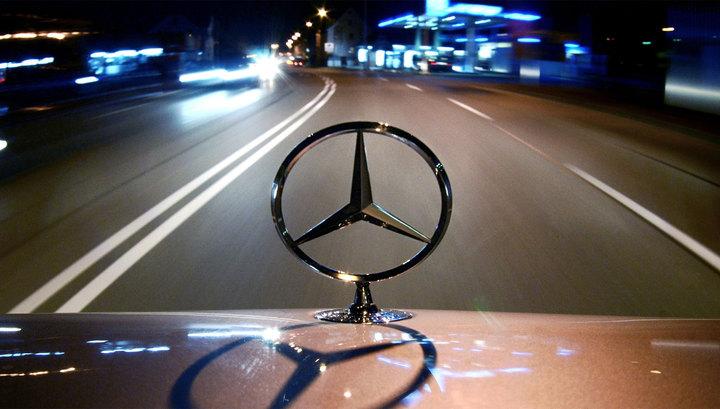 В Москве из Mercedes S 500 украли часы стоимостью три миллиона