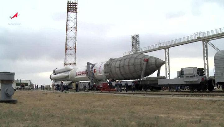 """Роскосмос отозвал двигатели """"Протона"""" на перепроверку"""