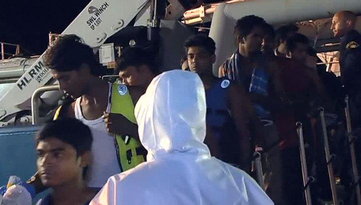 200 тысяч беженцев отправятся в Европу с ливийского побережья