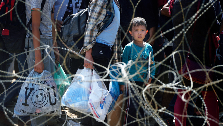 Мигранты вносят смуту в единую Европу