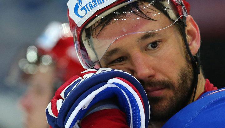 Ковальчук: странно, что Знарка убрали из сборной после победы на Олимпиаде