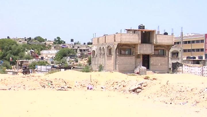 ВВС Израиля нанесли авиаудар по объектам ХАМАС в секторе Газа