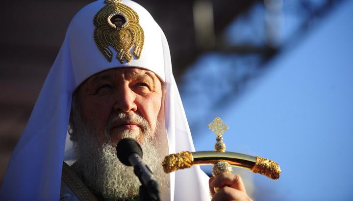 Президент поздравил Патриарха с днем рождения