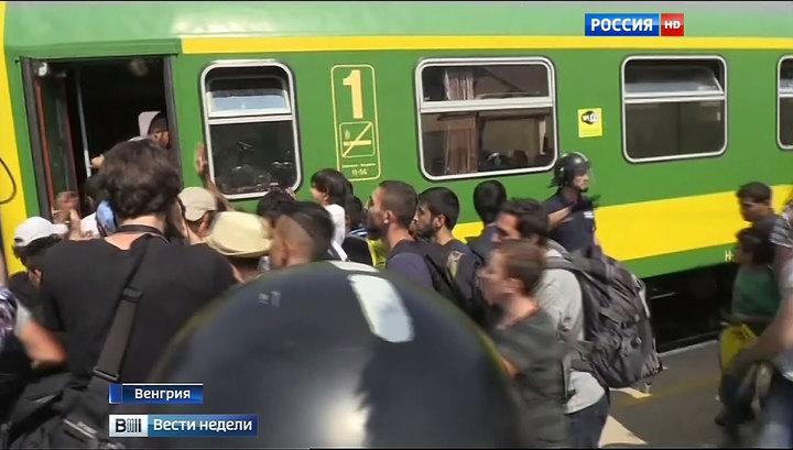Один из красивейших вокзалов Европы превратился в символ отчаяния