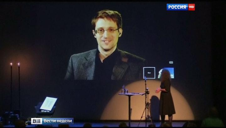 """Фильм про Сноудена сегодня покажут на канале """"Россия 1"""""""