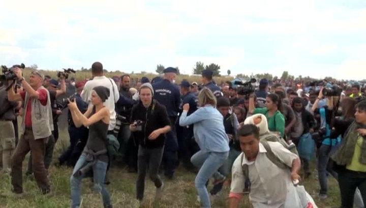 Отношения Европы и беженцев накаляются