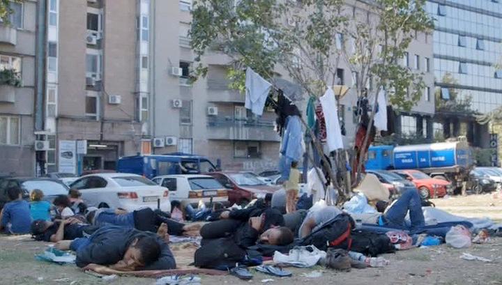 Европа лихорадочно ищет варианты помощи нелегалам