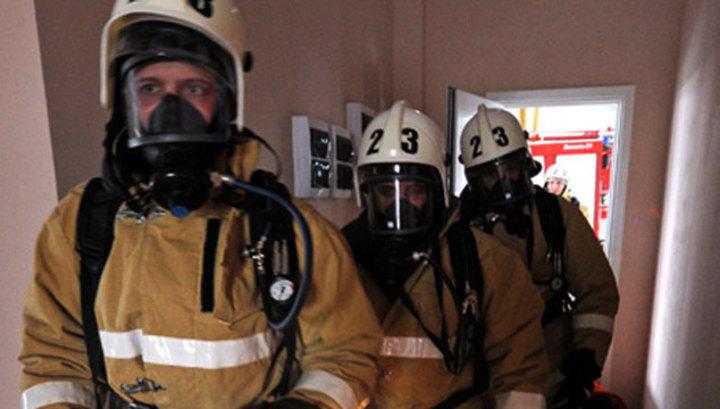 В Москве из-за сильного дыма эвакуировали 17-этажку