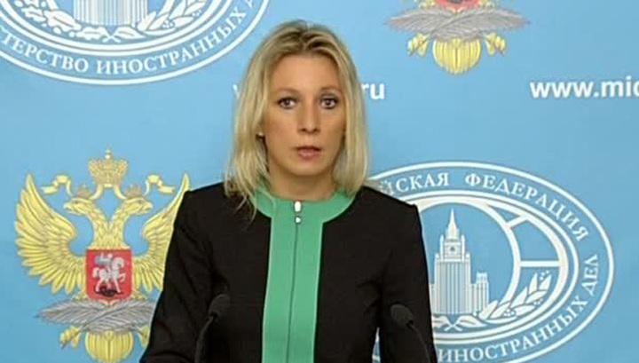 Захарова надеется, что после операции американцы не оставят Ярошенко без помощи