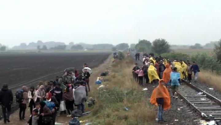 Спасение от миграционного кризиса: Венгрия готова подключить армию