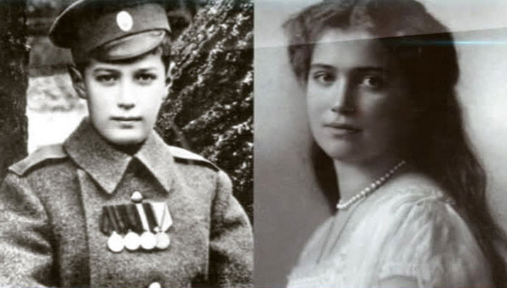Останки цесаревича Алексея и великой княжны Марии хотят захоронить в Петропавловке