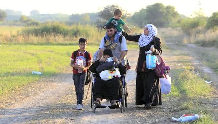 Большинство сирийских беженцев готовы вернуться из Иордании домой