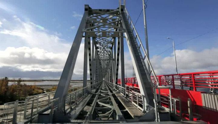 Надым и Новый Уренгой соединил надежный мост