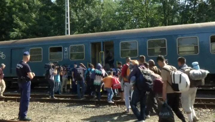 Квоты на мигрантов разделили ЕС на восток и запад
