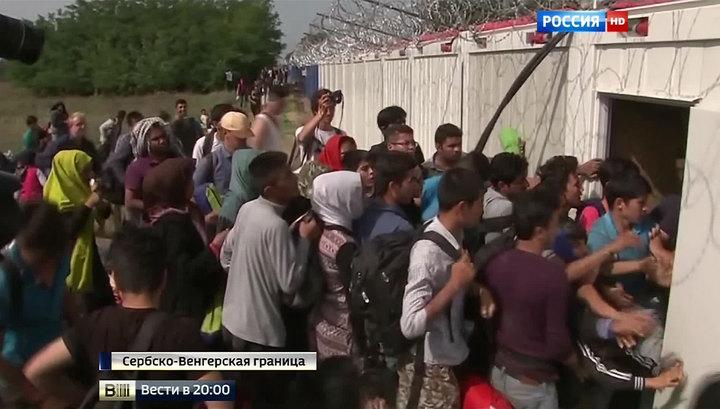 Европа не справляется с кризисом перенаселения