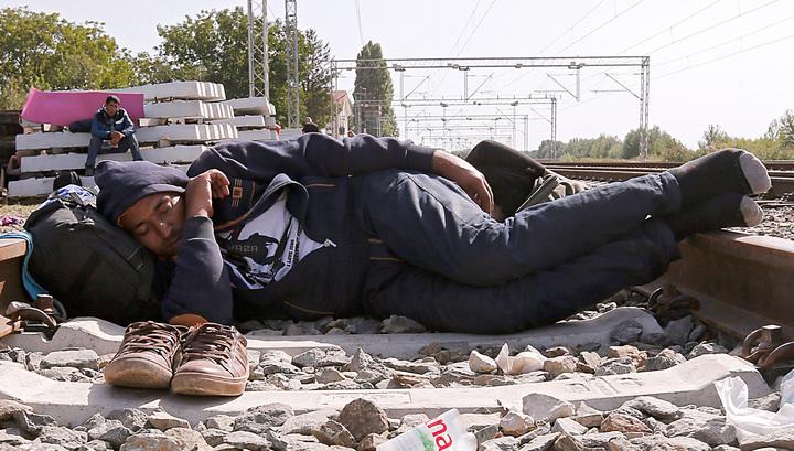МИД Венгрии: в Европу могут прибыть еще 35 миллионов беженцев