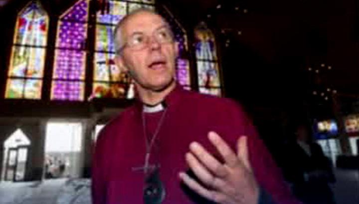 Архиепископ Кентерберийский приютит мигрантов в своем дворце