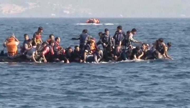 У берегов Греции затонула лодка с мигрантами: 26 человек пропали без вести