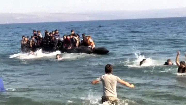 Мигранты в Европе: на борьбу с нелегалами поднимают военных