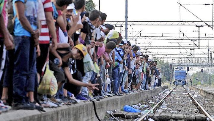 Главы Евросоюза разругались из-за сирийских беженцев